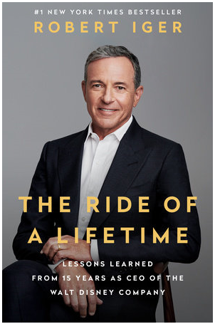 Robert Iger-The Ride of a Lifetime