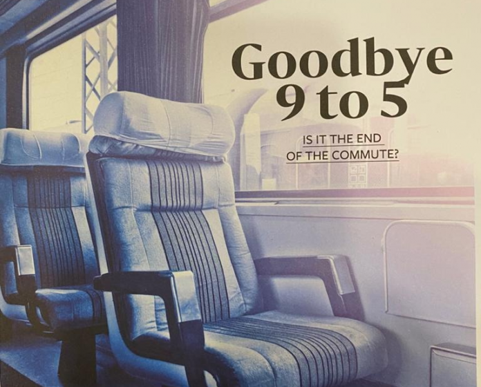 Goodbye 9 to 5 workday – is it the end of the commute